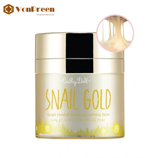Kem Snail Gold Cathy Doll